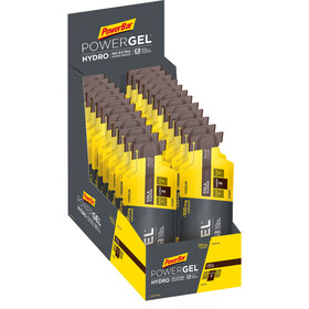 PowerBar PowerGel Hydro Caja 24x67ml, Cola with Caffeine